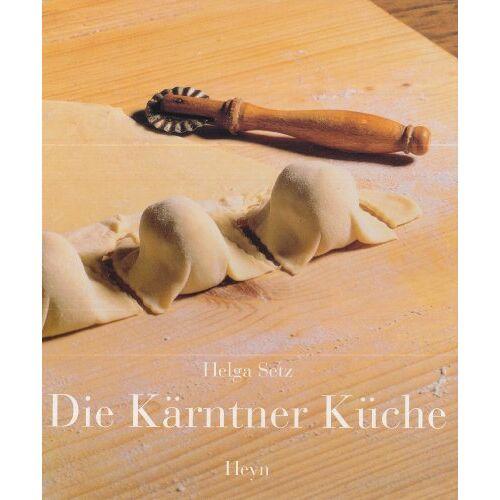 Helga Setz - Die Kärntner Küche - Preis vom 14.06.2021 04:47:09 h