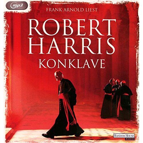 Robert Harris - Konklave - Preis vom 21.10.2021 04:59:32 h