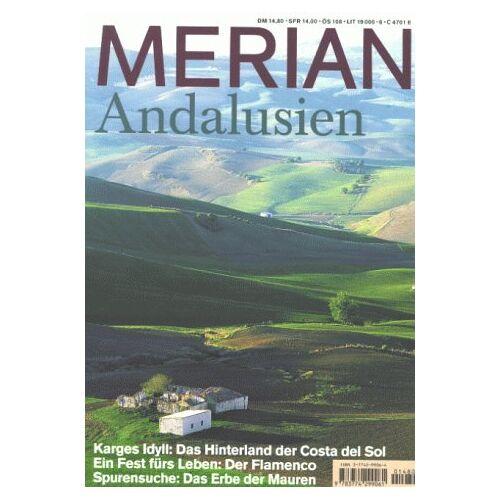 - Merian, Andalusien - Preis vom 09.06.2021 04:47:15 h