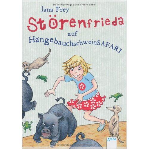 Jana Frey - Störenfrieda 03 auf Hängebauchschweinsafari - Preis vom 22.06.2021 04:48:15 h