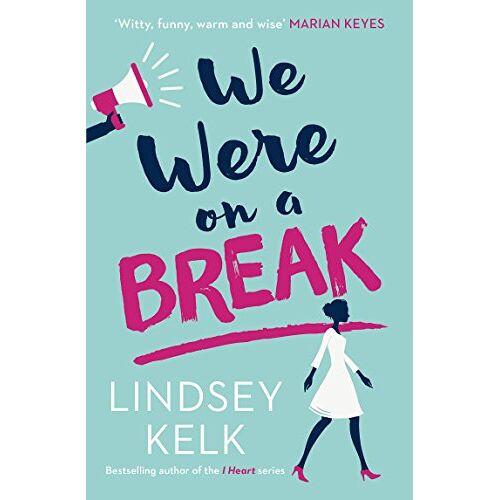 Lindsey Kelk - We Were on a Break (Pb a Om) - Preis vom 16.06.2021 04:47:02 h