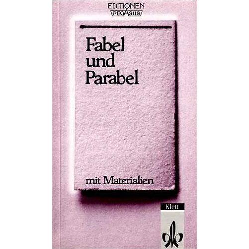 - Fabel und Parabel: - Preis vom 16.10.2021 04:56:05 h