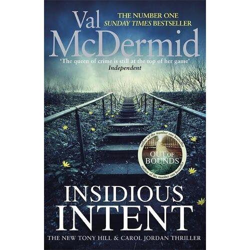 Val McDermid - Insidious Intent: (Tony Hill and Carol Jordan, Book 10) - Preis vom 14.06.2021 04:47:09 h