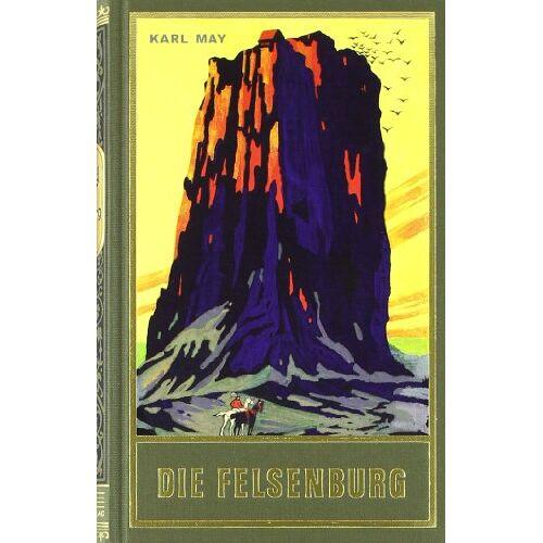 Karl May - Die Felsenburg - Preis vom 09.06.2021 04:47:15 h