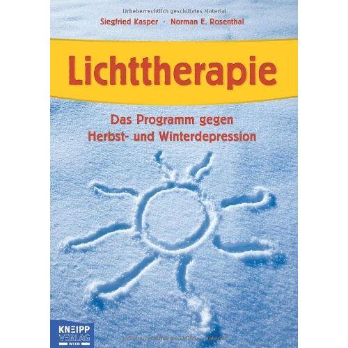 Siegfried Kasper - Lichttherapie: Das Programm gegen Herbst- und Winterdepression - Preis vom 19.06.2021 04:48:54 h