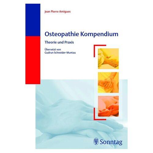 Amigues, Jean P. - Osteopathie Kompendium. Therapie und Praxis - Preis vom 15.06.2021 04:47:52 h