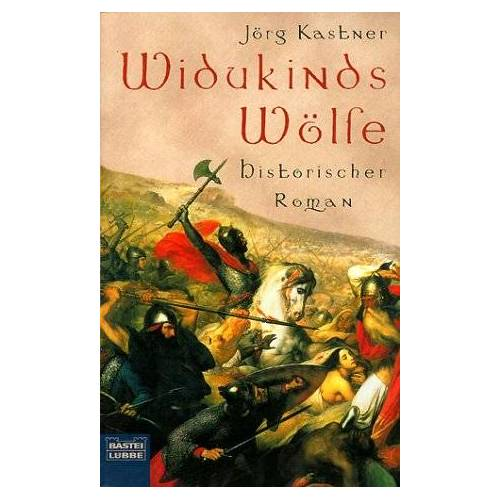 Jörg Kastner - Widukinds Wölfe - Preis vom 14.06.2021 04:47:09 h