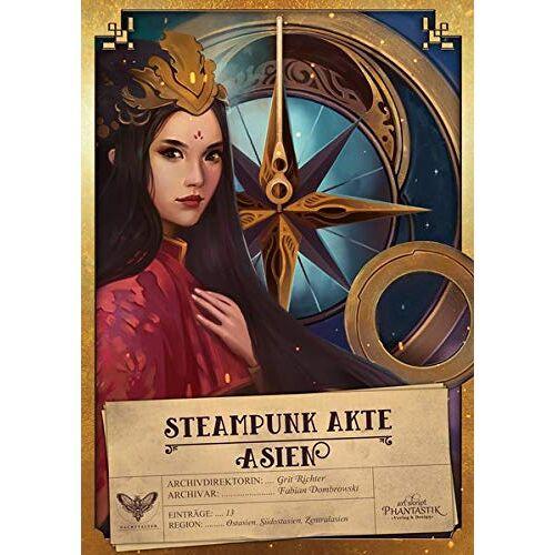Werner Graf - Steampunk Akte Asien (Die Steampunk Akten) - Preis vom 15.10.2021 04:56:39 h