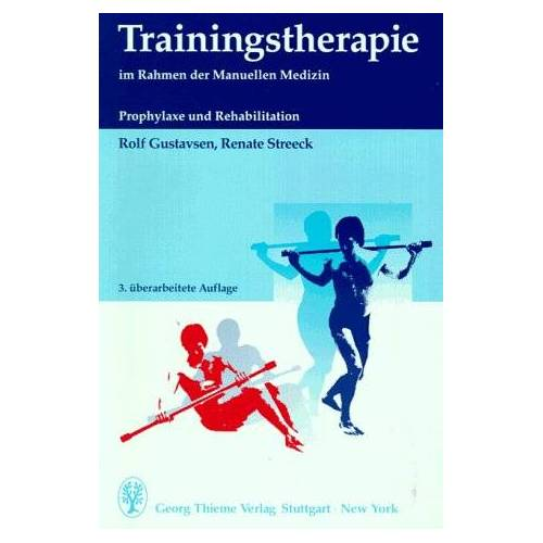 Rolf Gustavsen - Trainingstherapie im Rahmen der Manuellen Medizin - Preis vom 01.08.2021 04:46:09 h