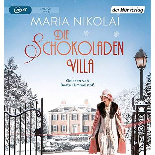 Maria Nikolai - Die Schokoladenvilla: Roman (Die Schokoladen-Saga, Band 1) - Preis vom 17.10.2021 04:57:31 h