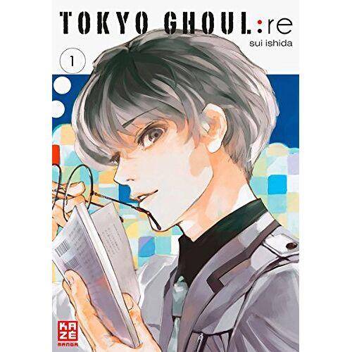 Sui Ishida - Tokyo Ghoul:re 01 - Preis vom 17.06.2021 04:48:08 h