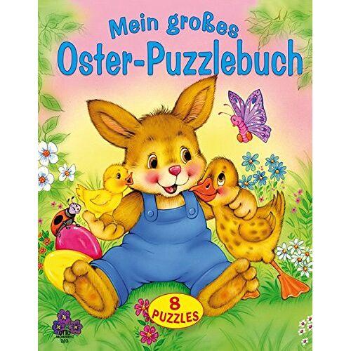 - Mein großes Oster-Puzzlebuch - Preis vom 23.09.2021 04:56:55 h