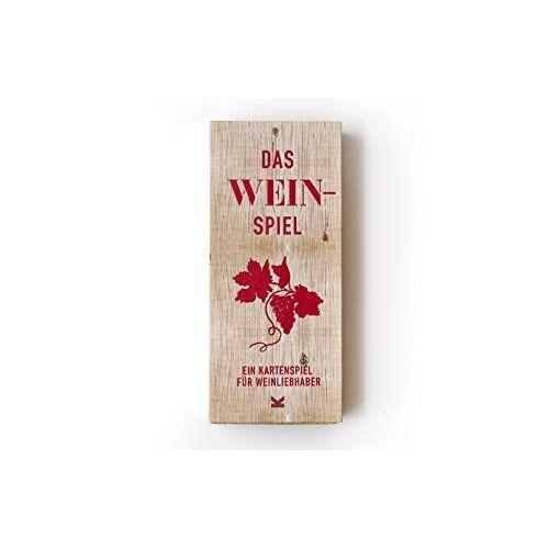- Das Wein-Spiel. Ein Kartenspiel für Wein-Liebhaber - Preis vom 17.06.2021 04:48:08 h