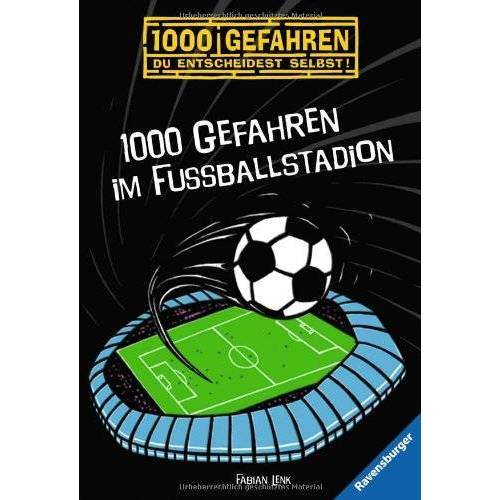 Fabian Lenk - 1000 Gefahren im Fußballstadion - Preis vom 16.06.2021 04:47:02 h