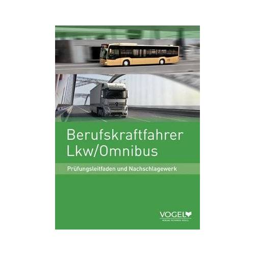 Stephan Burgmann - Burgmann, S: Berufskraftfahrer Lkw/Omnibus - Preis vom 22.06.2021 04:48:15 h
