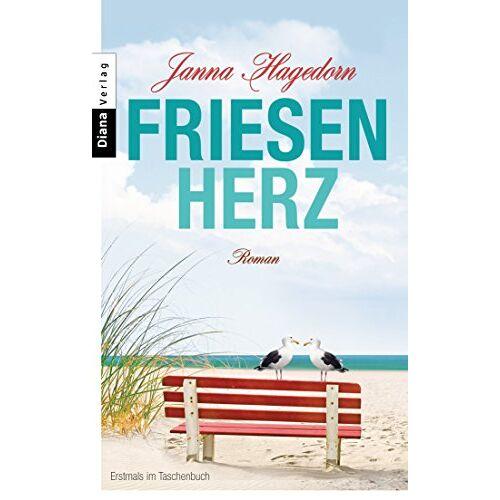 Janna Hagedorn - Friesenherz: Roman - Preis vom 22.06.2021 04:48:15 h