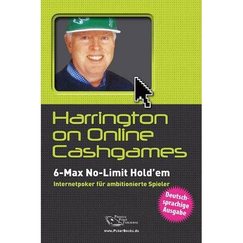 Dan Harrington - Harrington, D: Harrington on Online Cash-Games - Preis vom 11.06.2021 04:46:58 h