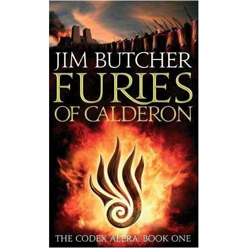 Jim Butcher - Furies of Calderon (The Codex Alera) - Preis vom 29.07.2021 04:48:49 h