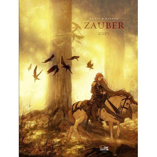 Jean Dufaux - Zauber 02 - Preis vom 09.06.2021 04:47:15 h