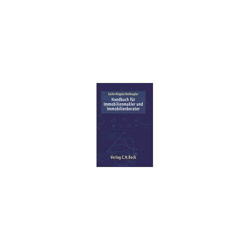 Erwin Sailer - Handbuch für Immobilienmakler und Immobilienberater - Preis vom 14.06.2021 04:47:09 h
