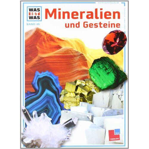 Werner Buggisch - Was ist was, Band 045: Mineralien und Gesteine - Preis vom 15.06.2021 04:47:52 h