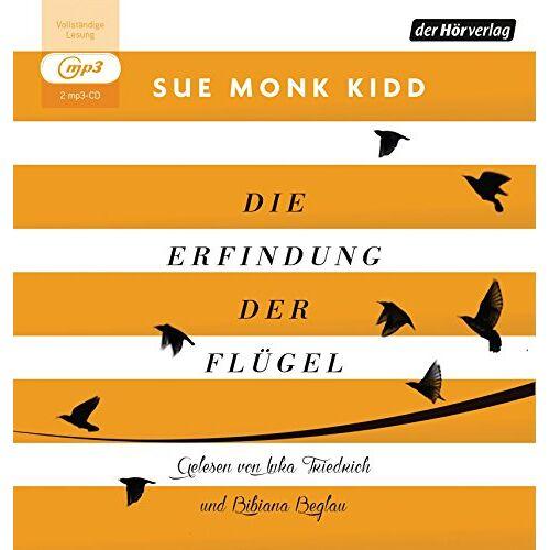Kidd, Sue Monk - Die Erfindung der Flügel - Preis vom 22.06.2021 04:48:15 h