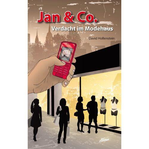 David Hollenstein - Jan & Co. - Verdacht im Modehaus - Preis vom 22.06.2021 04:48:15 h