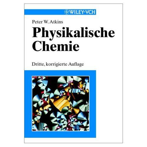 Atkins, Peter W. - Physikalische Chemie - Preis vom 12.06.2021 04:48:00 h