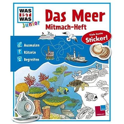 Eva Dix - Mitmach-Heft Das Meer - Preis vom 23.09.2021 04:56:55 h