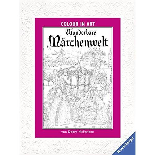 - Wunderbare Märchenwelt (Colour in Art) - Preis vom 22.06.2021 04:48:15 h