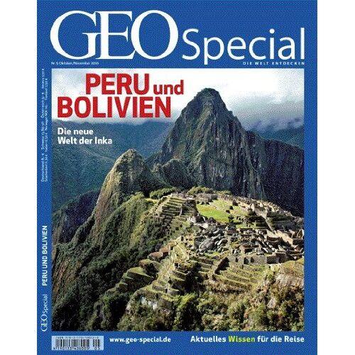 - GEO Special Peru und Bolivien: 5/2010 - Preis vom 11.06.2021 04:46:58 h