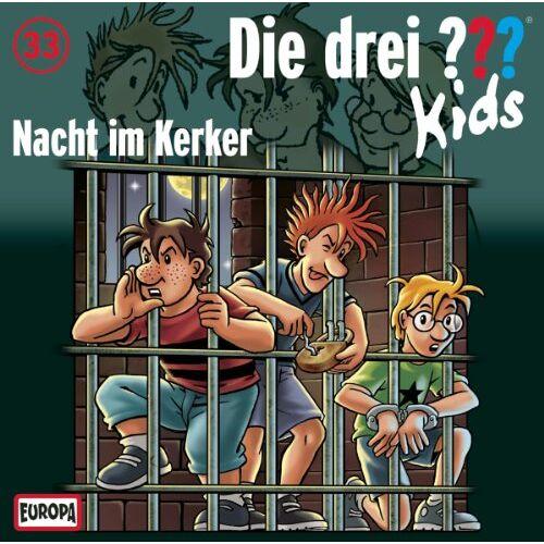 Die Drei ??? Kids - 033/Nacht im Kerker - Preis vom 11.06.2021 04:46:58 h