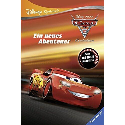- Disney Kinderbuch Cars 3: Ein neues Abenteuer - Preis vom 17.06.2021 04:48:08 h