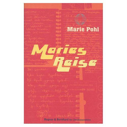 Marie Pohl - Maries Reise - Preis vom 11.06.2021 04:46:58 h