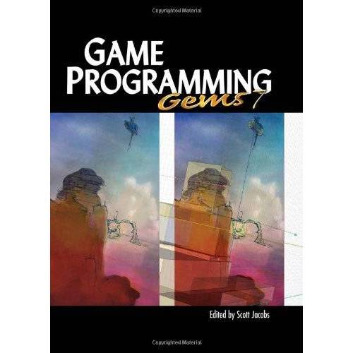 Scott Game Programming Gems 7 (Game Programming Gems (W/CD)) - Preis vom 11.06.2021 04:46:58 h