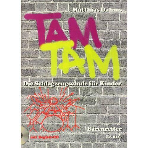 - Tam Tam 1 Schlagzeugschule Fuer Kinder Bd 1. Schlagzeug - Preis vom 22.06.2021 04:48:15 h