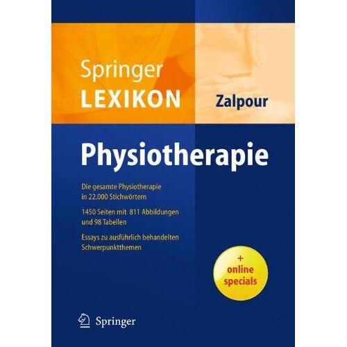 Christoff Zalpour - Springer Lexikon Physiotherapie - Preis vom 15.10.2021 04:56:39 h