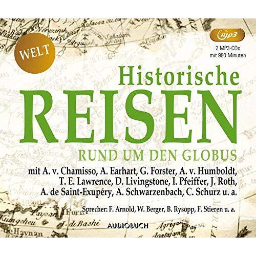 Various - Historische Reisen - rund um den Globus - Preis vom 11.10.2021 04:51:43 h