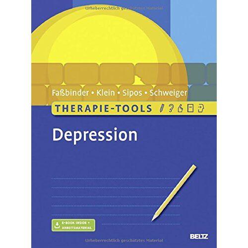 Eva Faßbinder - Therapie-Tools Depression: Mit E-Book inside und Arbeitsmaterial - Preis vom 19.06.2021 04:48:54 h