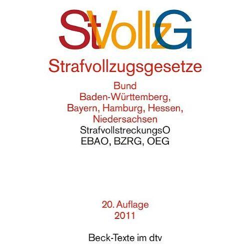 - Strafvollzugsgesetz StVollzG. - Preis vom 22.06.2021 04:48:15 h