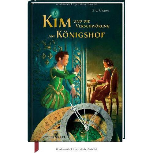 Eva Maaser - Kim und die Verschwörung am Königshof - Preis vom 19.06.2021 04:48:54 h
