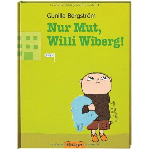 Gunilla Bergström - Nur Mut, Willi Wiberg - Preis vom 23.07.2021 04:48:01 h