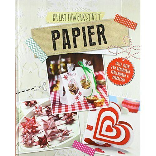 kein Autor - Kreativwerkstatt Papier - Preis vom 14.06.2021 04:47:09 h