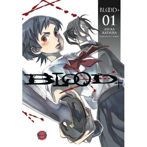 Asuka Katsura - Blood+, Band 1 - Preis vom 13.06.2021 04:45:58 h