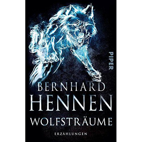 Bernhard Hennen - Wolfsträume: Erzählungen - Preis vom 22.06.2021 04:48:15 h