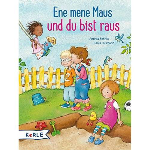 Andrea Behnke - Ene mene Maus und du bist raus - Preis vom 22.06.2021 04:48:15 h