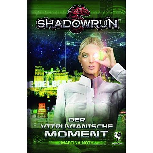 Martina Nöth - Shadowrun: Der vitruvianische Moment - Preis vom 19.06.2021 04:48:54 h