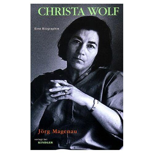 Jörg Magenau - Christa Wolf: Eine Biographie - Preis vom 30.07.2021 04:46:10 h