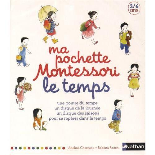 - Ma pochette montessori - le temps - Preis vom 09.06.2021 04:47:15 h