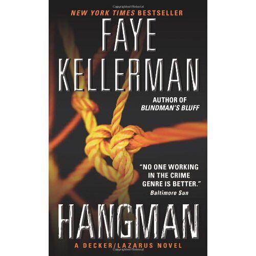 Faye Kellerman - Hangman: A Decker/Lazarus Novel (Decker/Lazarus Novels) - Preis vom 17.05.2021 04:44:08 h